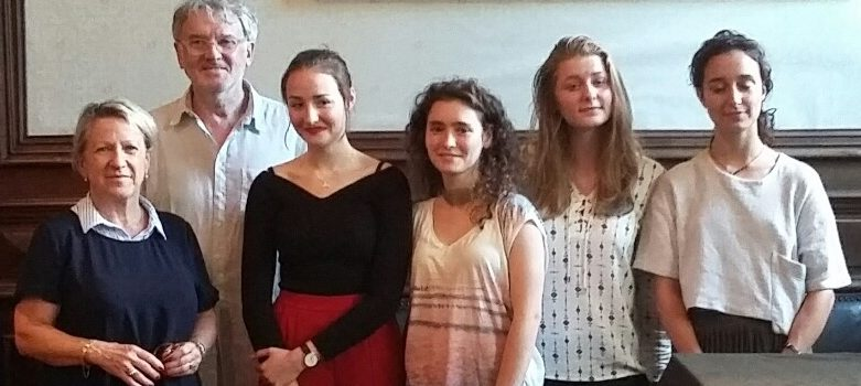 Lauréats du 11ème concours d'écriture