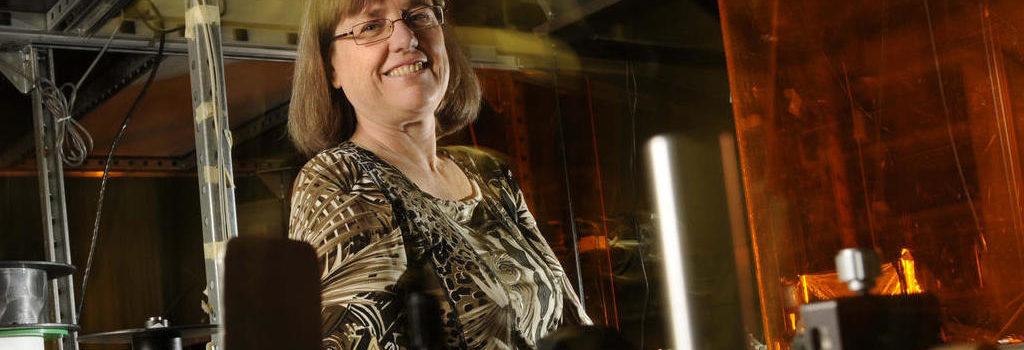 Rencontre avec Donna Strickland