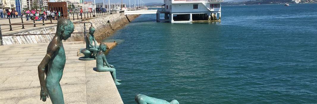 Voyage à Santander