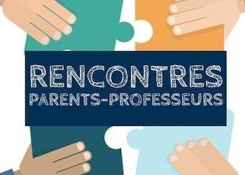 Rencontre avec les parents des élèves de 1ère